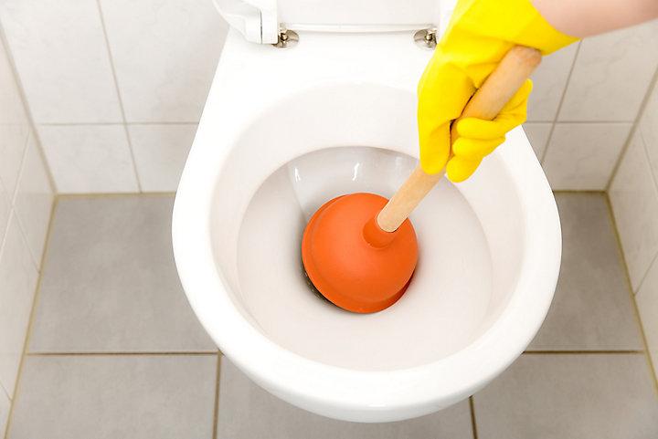 déboucher wc